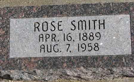 SMITH, ROSE - Burt County, Nebraska | ROSE SMITH - Nebraska Gravestone Photos