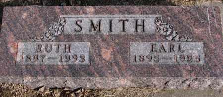 SMITH, EARL - Burt County, Nebraska | EARL SMITH - Nebraska Gravestone Photos