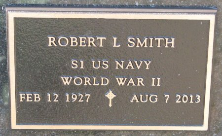 SMITH, ROBERT L. (MILITARY) - Burt County, Nebraska | ROBERT L. (MILITARY) SMITH - Nebraska Gravestone Photos