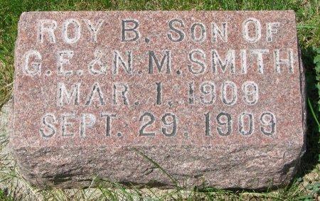 SMITH, ROY B. - Burt County, Nebraska | ROY B. SMITH - Nebraska Gravestone Photos