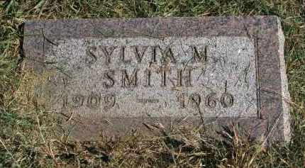 SMITH, SYLVIA M. - Burt County, Nebraska | SYLVIA M. SMITH - Nebraska Gravestone Photos