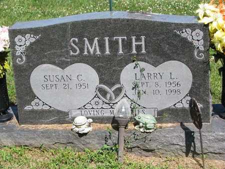 SMITH, LARRY L. - Burt County, Nebraska | LARRY L. SMITH - Nebraska Gravestone Photos