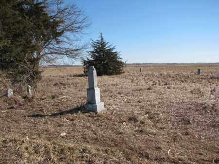 *ST. PAUL'S, NOTES & GPS - Burt County, Nebraska | NOTES & GPS *ST. PAUL'S - Nebraska Gravestone Photos