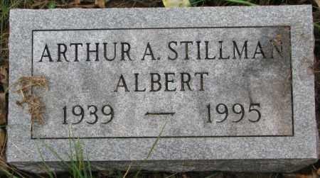 STILLMAN, ARTHUR A. - Burt County, Nebraska | ARTHUR A. STILLMAN - Nebraska Gravestone Photos