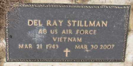STILLMAN, DEL RAY - Burt County, Nebraska | DEL RAY STILLMAN - Nebraska Gravestone Photos