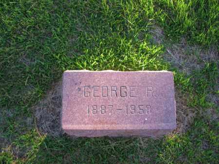 SWANSON, GEORGE R. - Burt County, Nebraska | GEORGE R. SWANSON - Nebraska Gravestone Photos