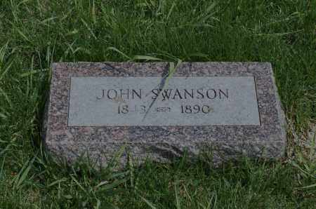 SWANSON, JOHN - Burt County, Nebraska | JOHN SWANSON - Nebraska Gravestone Photos