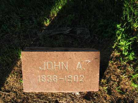 SWANSON, JOHN A. - Burt County, Nebraska | JOHN A. SWANSON - Nebraska Gravestone Photos