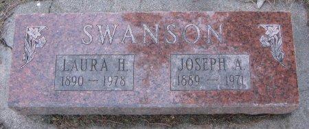 SWANSON, JOSEPH A. - Burt County, Nebraska | JOSEPH A. SWANSON - Nebraska Gravestone Photos