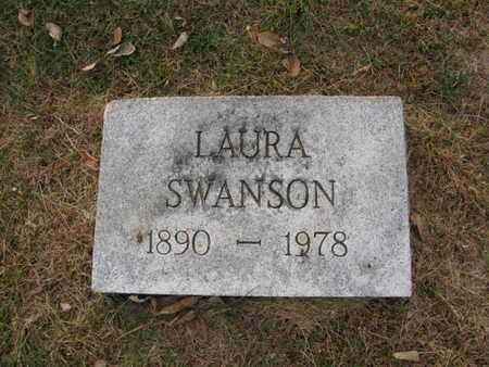SWANSON, LAURA - Burt County, Nebraska   LAURA SWANSON - Nebraska Gravestone Photos