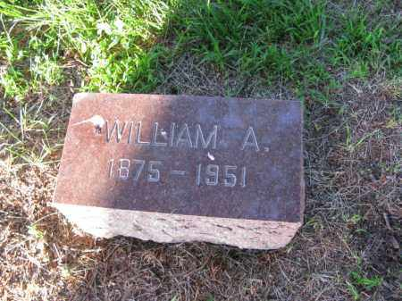 SWANSON, WILLIAM  A. - Burt County, Nebraska | WILLIAM  A. SWANSON - Nebraska Gravestone Photos