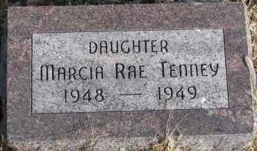 TENNEY, MARCIA RAE - Burt County, Nebraska | MARCIA RAE TENNEY - Nebraska Gravestone Photos