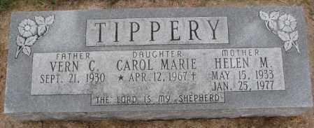 TIPPERY, HELEN M. - Burt County, Nebraska | HELEN M. TIPPERY - Nebraska Gravestone Photos