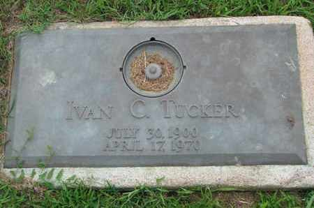 TUCKER, IVAN C. - Burt County, Nebraska | IVAN C. TUCKER - Nebraska Gravestone Photos