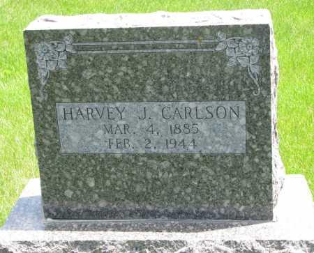 CARLSON, HARVEY J. - Burt County, Nebraska | HARVEY J. CARLSON - Nebraska Gravestone Photos