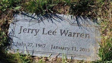 WARREN, JERRY LEE - Burt County, Nebraska | JERRY LEE WARREN - Nebraska Gravestone Photos