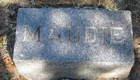 WEAVER, MAUDIE - Burt County, Nebraska | MAUDIE WEAVER - Nebraska Gravestone Photos