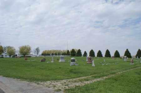 *WESTSIDE CEMETERY, CEMETERY VIEW - Burt County, Nebraska   CEMETERY VIEW *WESTSIDE CEMETERY - Nebraska Gravestone Photos