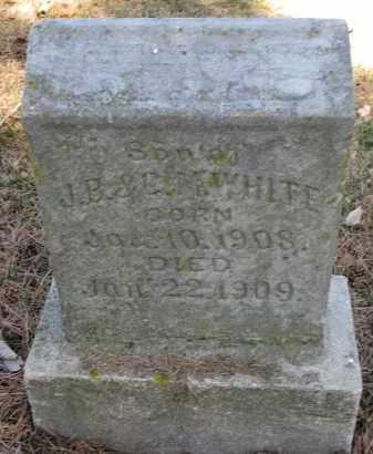 WHITE, CLARE - Burt County, Nebraska | CLARE WHITE - Nebraska Gravestone Photos
