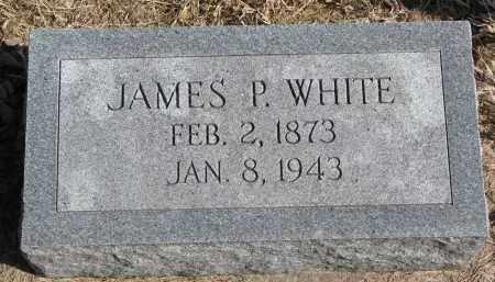 WHITE, JAMES P. - Burt County, Nebraska | JAMES P. WHITE - Nebraska Gravestone Photos