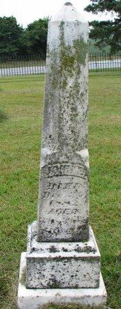 WHITE, JOHN L. - Burt County, Nebraska | JOHN L. WHITE - Nebraska Gravestone Photos