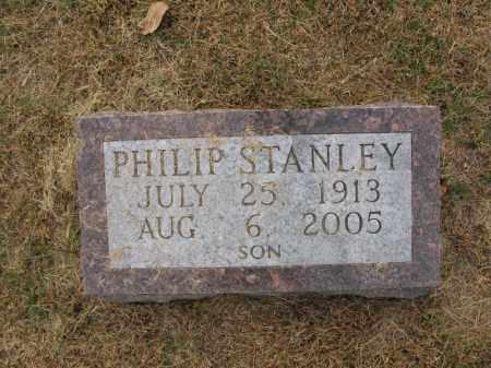 WICKSTROM, PHILIP STANLEY - Burt County, Nebraska | PHILIP STANLEY WICKSTROM - Nebraska Gravestone Photos