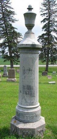 HERRICK WILTSE, MARY - Burt County, Nebraska | MARY HERRICK WILTSE - Nebraska Gravestone Photos