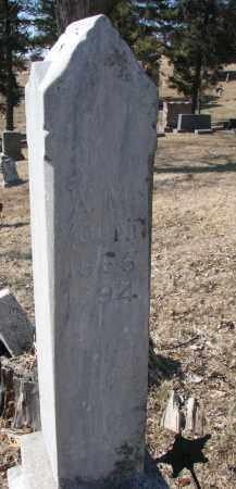 YOUNG, W.M. - Burt County, Nebraska | W.M. YOUNG - Nebraska Gravestone Photos