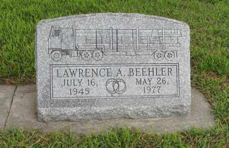 BEEHLER, LAWRENCE A. - Butler County, Nebraska | LAWRENCE A. BEEHLER - Nebraska Gravestone Photos