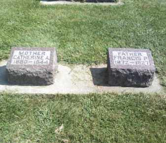BOUGGER, CATHERINE - Butler County, Nebraska | CATHERINE BOUGGER - Nebraska Gravestone Photos