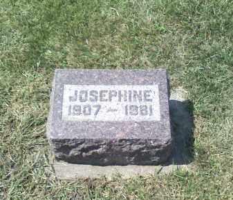 BOUGGER, JOSEPHINE - Butler County, Nebraska | JOSEPHINE BOUGGER - Nebraska Gravestone Photos