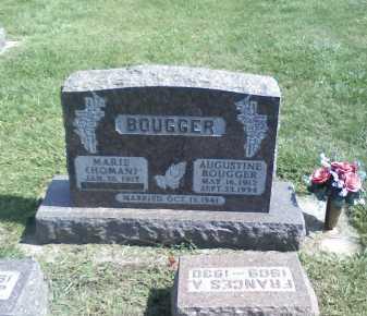 BOUGGER, AUGUSTINE - Butler County, Nebraska | AUGUSTINE BOUGGER - Nebraska Gravestone Photos
