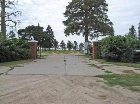 *DAVID CITY CEMETERY, ENTRANCE - Butler County, Nebraska | ENTRANCE *DAVID CITY CEMETERY - Nebraska Gravestone Photos