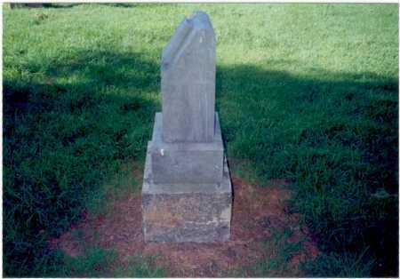 GRUBAUGH, JOHN - Butler County, Nebraska | JOHN GRUBAUGH - Nebraska Gravestone Photos