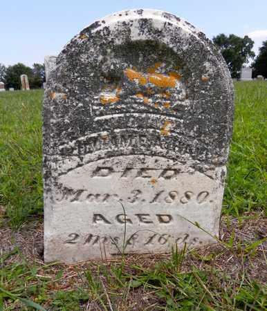HALL, WILLIAM E. A. - Butler County, Nebraska | WILLIAM E. A. HALL - Nebraska Gravestone Photos