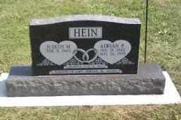 HEIN, ADRIAN - Butler County, Nebraska | ADRIAN HEIN - Nebraska Gravestone Photos
