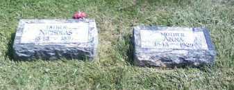HEIN, NICHOLAS - Butler County, Nebraska   NICHOLAS HEIN - Nebraska Gravestone Photos