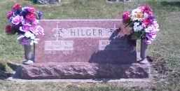 HILGER, BERNARD - Butler County, Nebraska | BERNARD HILGER - Nebraska Gravestone Photos