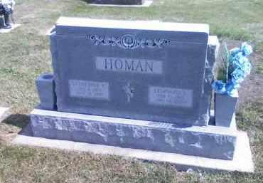 HOMAN, CATHERINE - Butler County, Nebraska | CATHERINE HOMAN - Nebraska Gravestone Photos