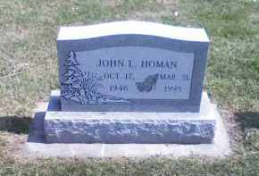 HOMAN, JOHN - Butler County, Nebraska   JOHN HOMAN - Nebraska Gravestone Photos