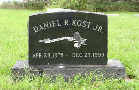 KOST, DANIEL R. JR. - Butler County, Nebraska | DANIEL R. JR. KOST - Nebraska Gravestone Photos