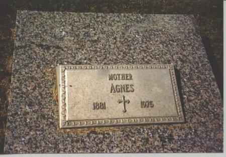 KOUBA, AGNES - Butler County, Nebraska | AGNES KOUBA - Nebraska Gravestone Photos