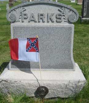PARKS, CHARLES B. - Butler County, Nebraska | CHARLES B. PARKS - Nebraska Gravestone Photos