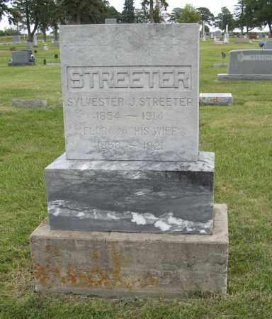 STREETER, SYLVESTER J. - Butler County, Nebraska | SYLVESTER J. STREETER - Nebraska Gravestone Photos