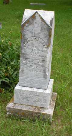 ATKINSON, JOHN - Cass County, Nebraska | JOHN ATKINSON - Nebraska Gravestone Photos