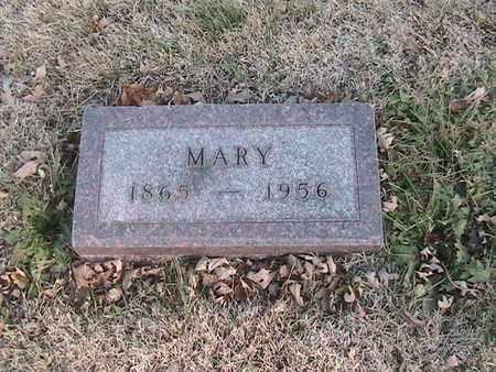 HORN BECKER, MARY - Cass County, Nebraska | MARY HORN BECKER - Nebraska Gravestone Photos