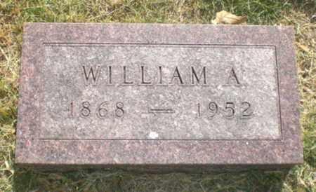 BECKER, WILLIAM - Cass County, Nebraska   WILLIAM BECKER - Nebraska Gravestone Photos