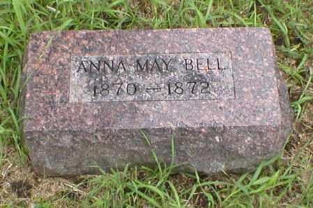 BELL, ANNA MAY - Cass County, Nebraska | ANNA MAY BELL - Nebraska Gravestone Photos