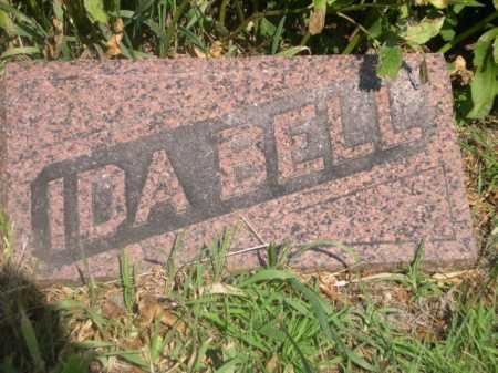 BELL, IDA - Cass County, Nebraska | IDA BELL - Nebraska Gravestone Photos