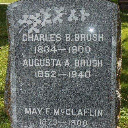 BRUSH, AUGUSTA ANN - Cass County, Nebraska | AUGUSTA ANN BRUSH - Nebraska Gravestone Photos